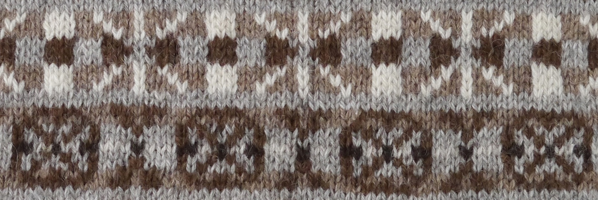 Foula Wool Knitting Pattern1